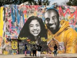 로스앤젤레스관광청, 로스앤젤레스에서 펼쳐지는 코비 브라이언트 추모 물결